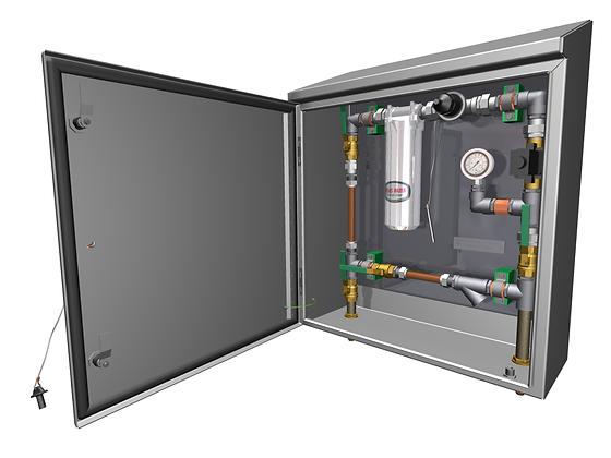 Water Control Box