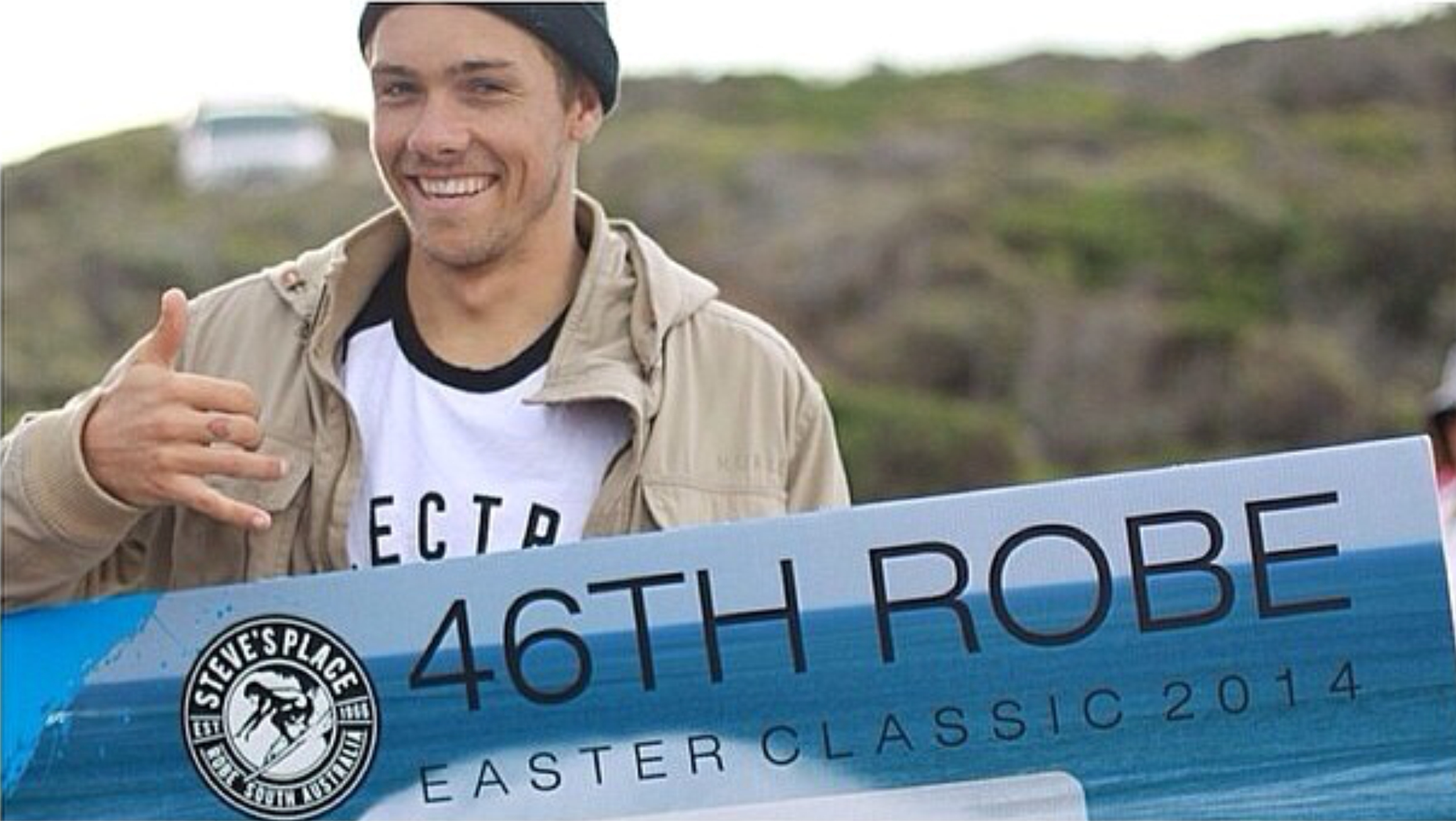 Robe Easter Classic Novelty Cheque