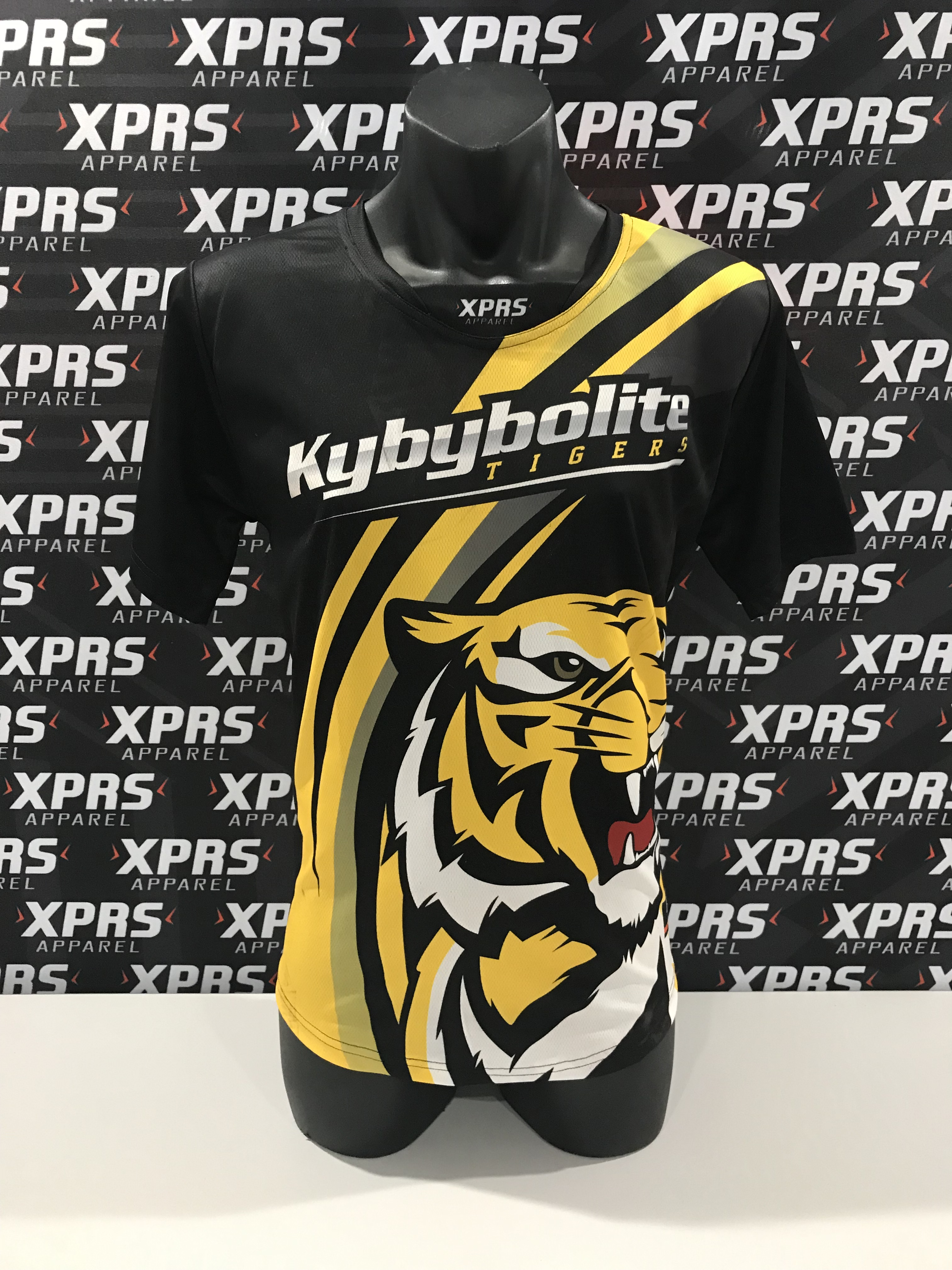 Kybybolite FC Warm Up Tee's