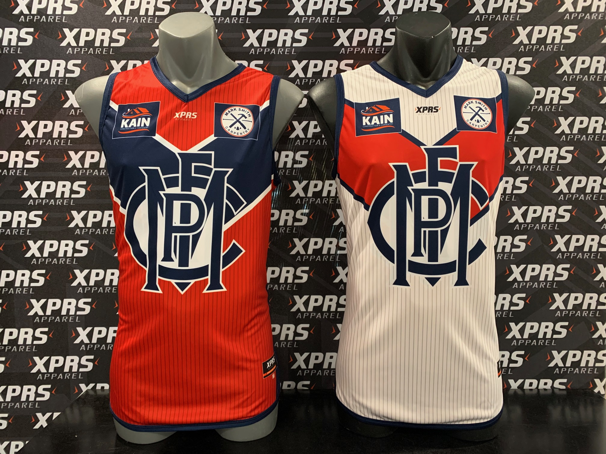 Port Mac FC Reversible Guernsey's