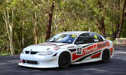 Hillclimb Racecar