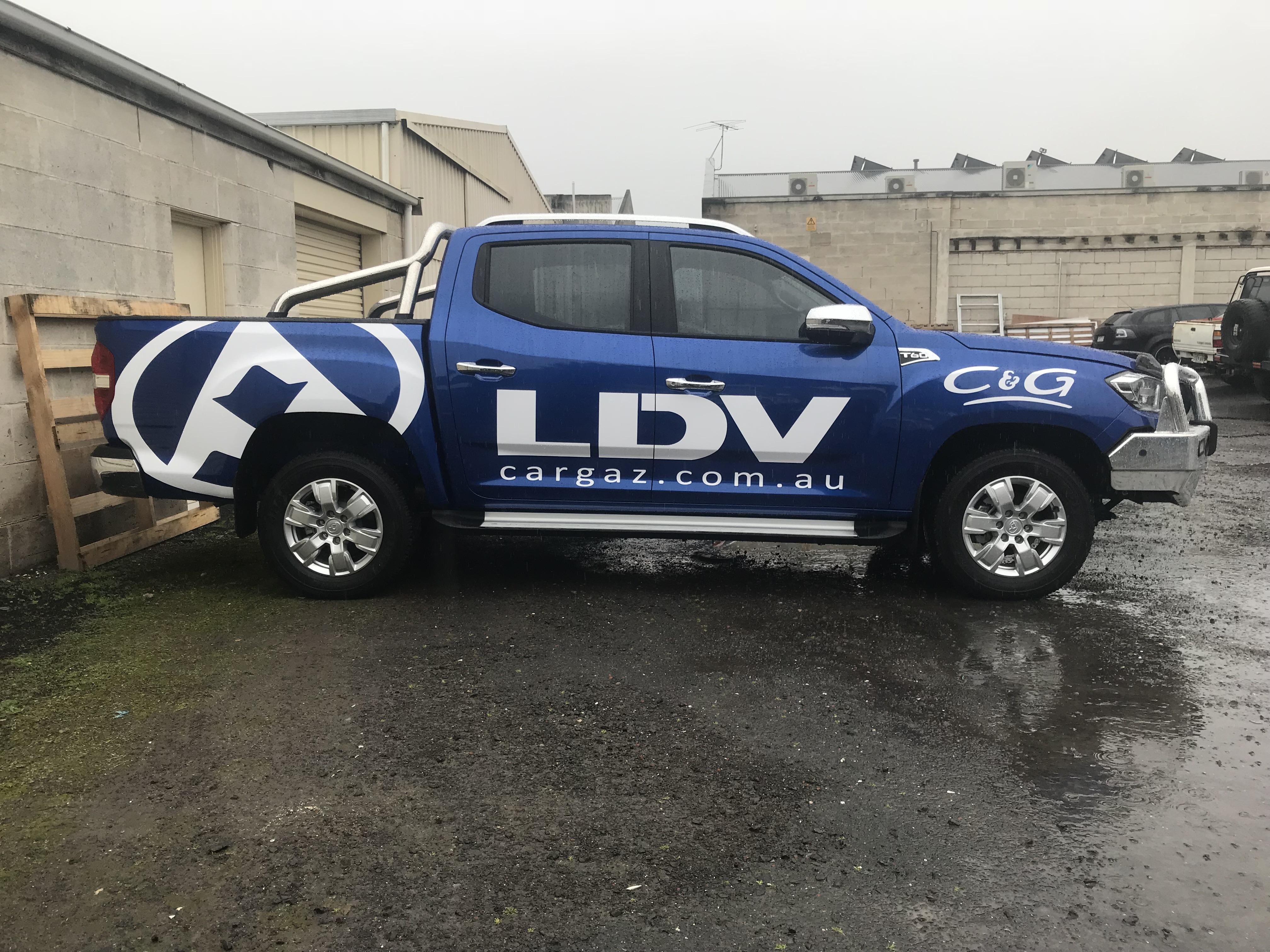 LDV Ute