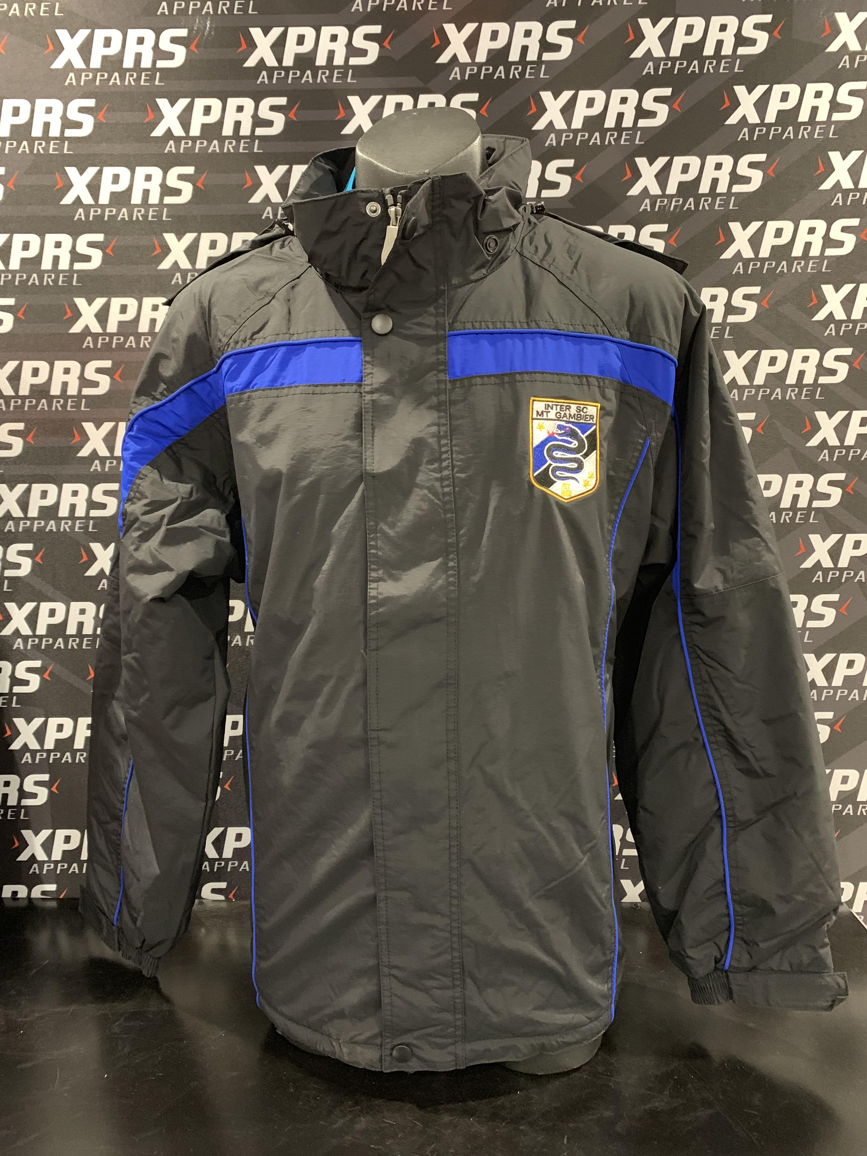 Inter SC Heavy Duty Jacket