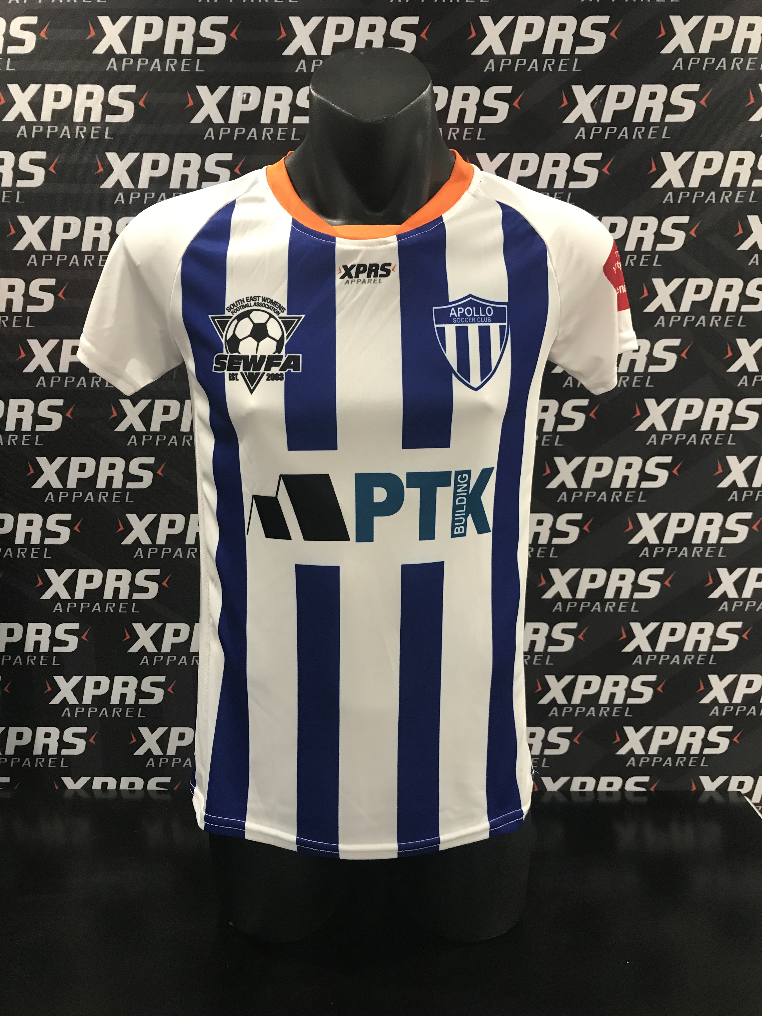 Apollo CFC Soccer Jersey's