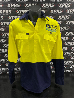 Ray Koczak Hi-Vis Shirts