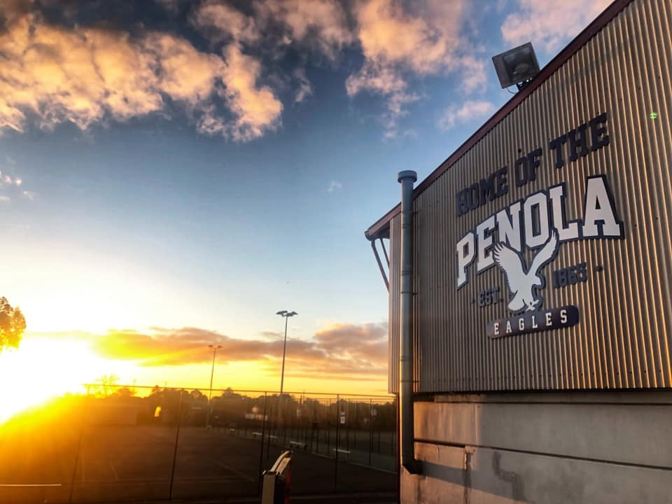 Penola FC Router Cut Signage