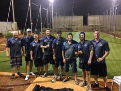 Perth Indoor Cricket Team Polo's