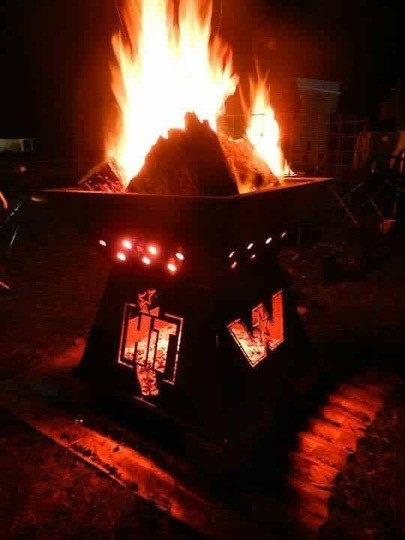 Western Star Fire Pit