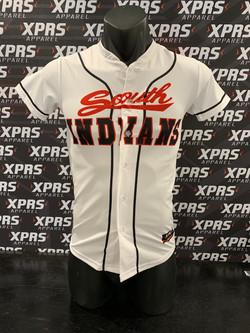 South Indians Baseball Uniforms