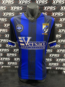 Inter Soccer Club 6 Peat Jersey
