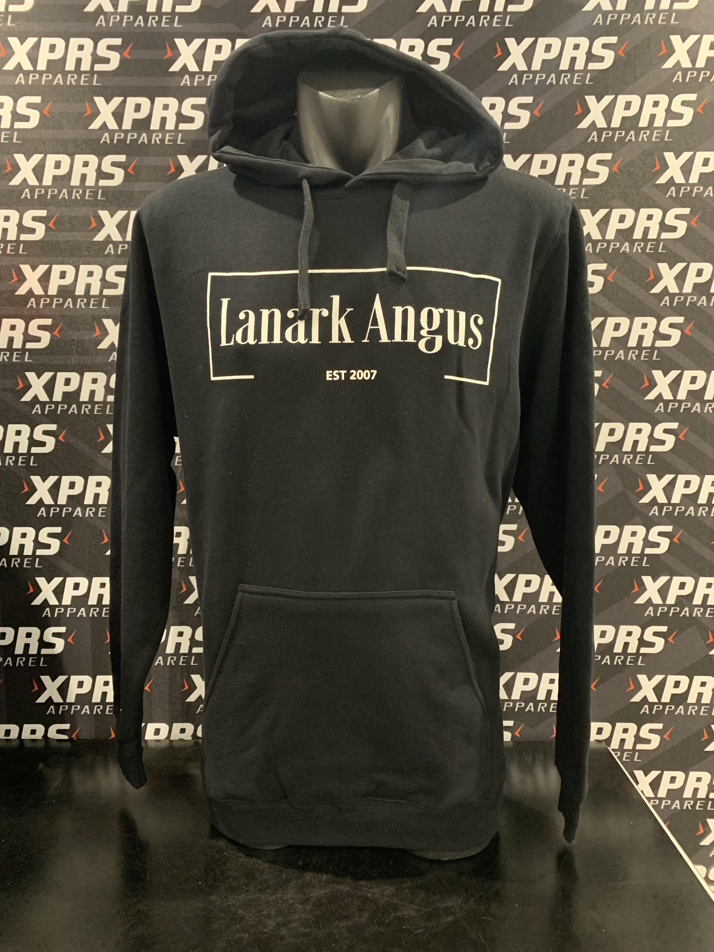 Lanark Angus Hoodies