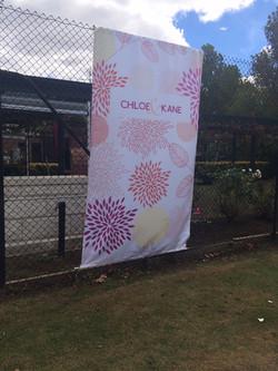 Material Banner