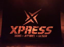 Xpress Signs Apparel Design