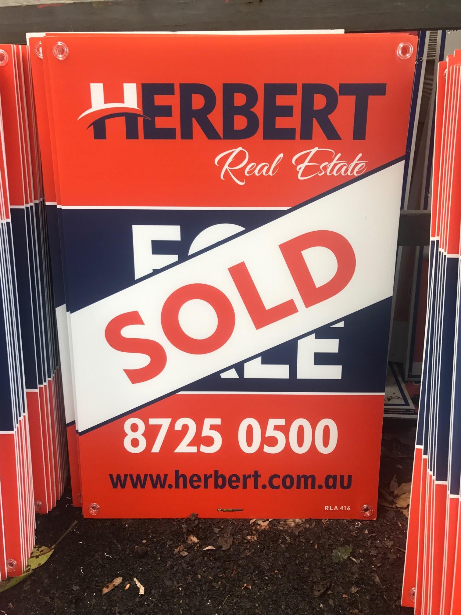 Herbert Real Estate For Sale Corflutes
