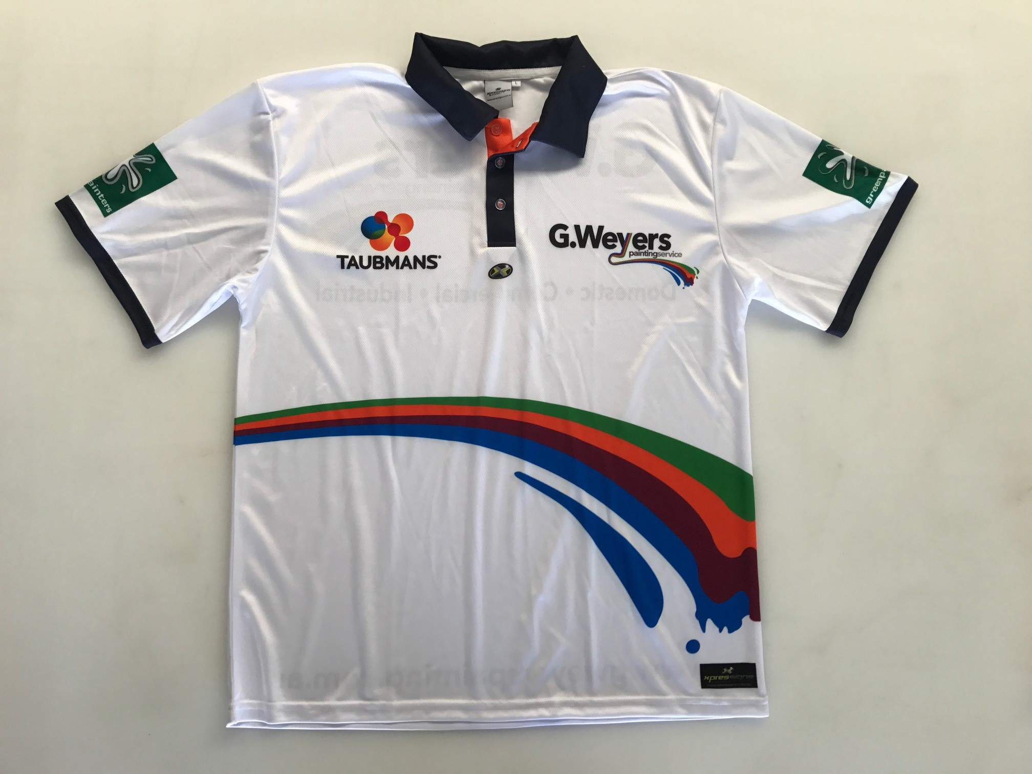 GWeyers White Polo
