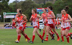 South Gambier Womens Football Club Guernsey's