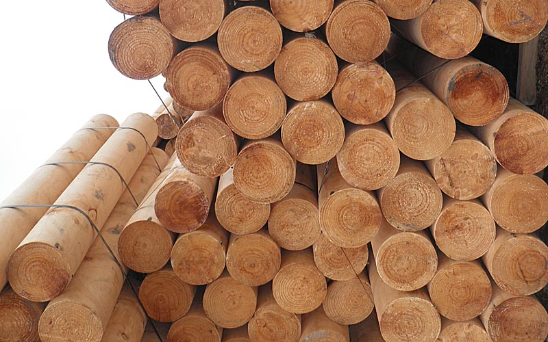 Precision Rounded Posts & Poles