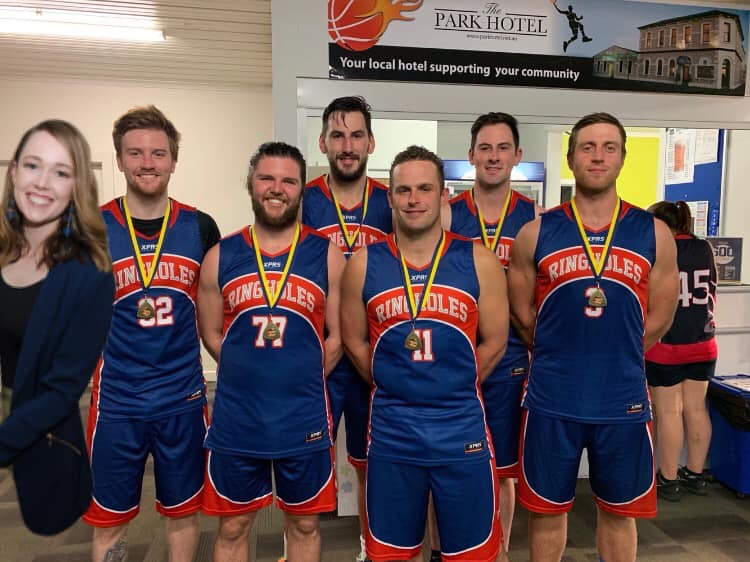 Ringholes Basketball