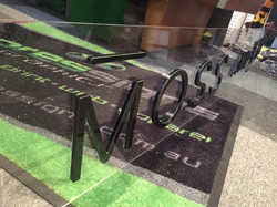 Moss & Wild Acrylic Cut Out Letters