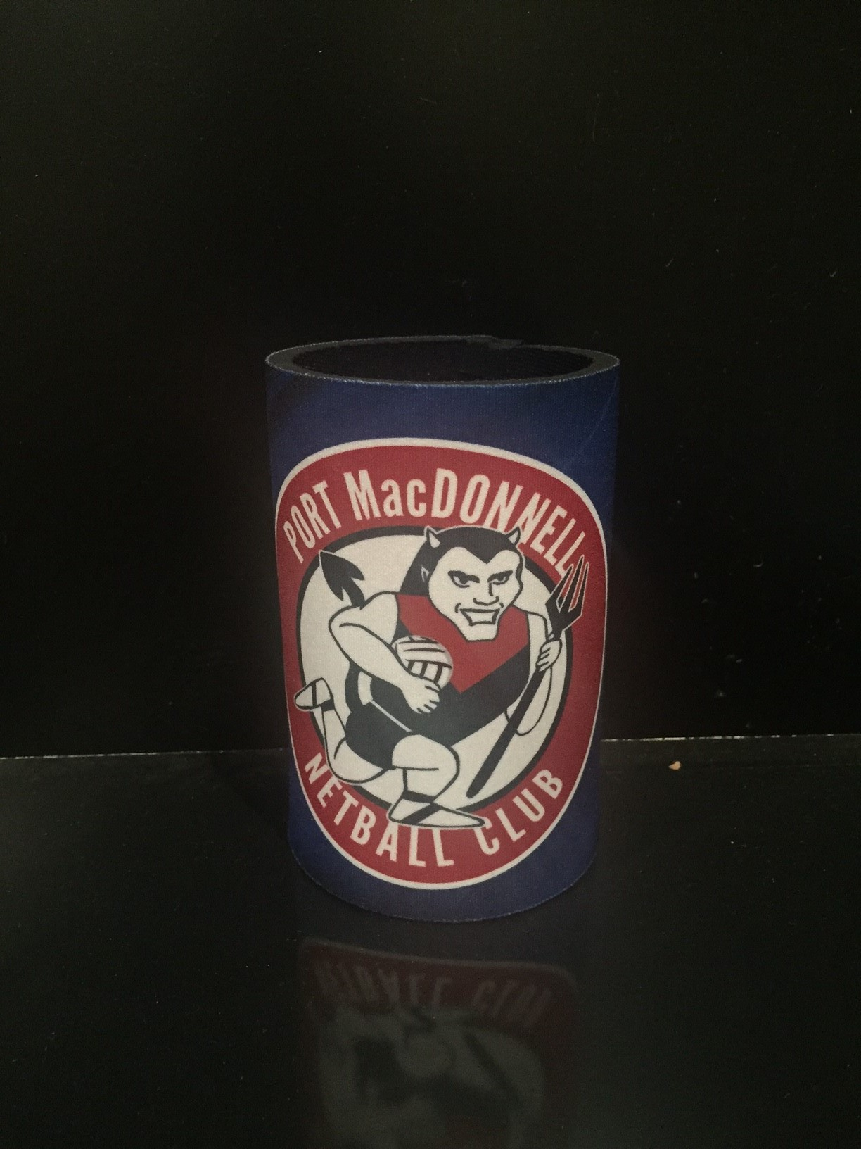 Port MacDonnell Netball Club Stubby Holders