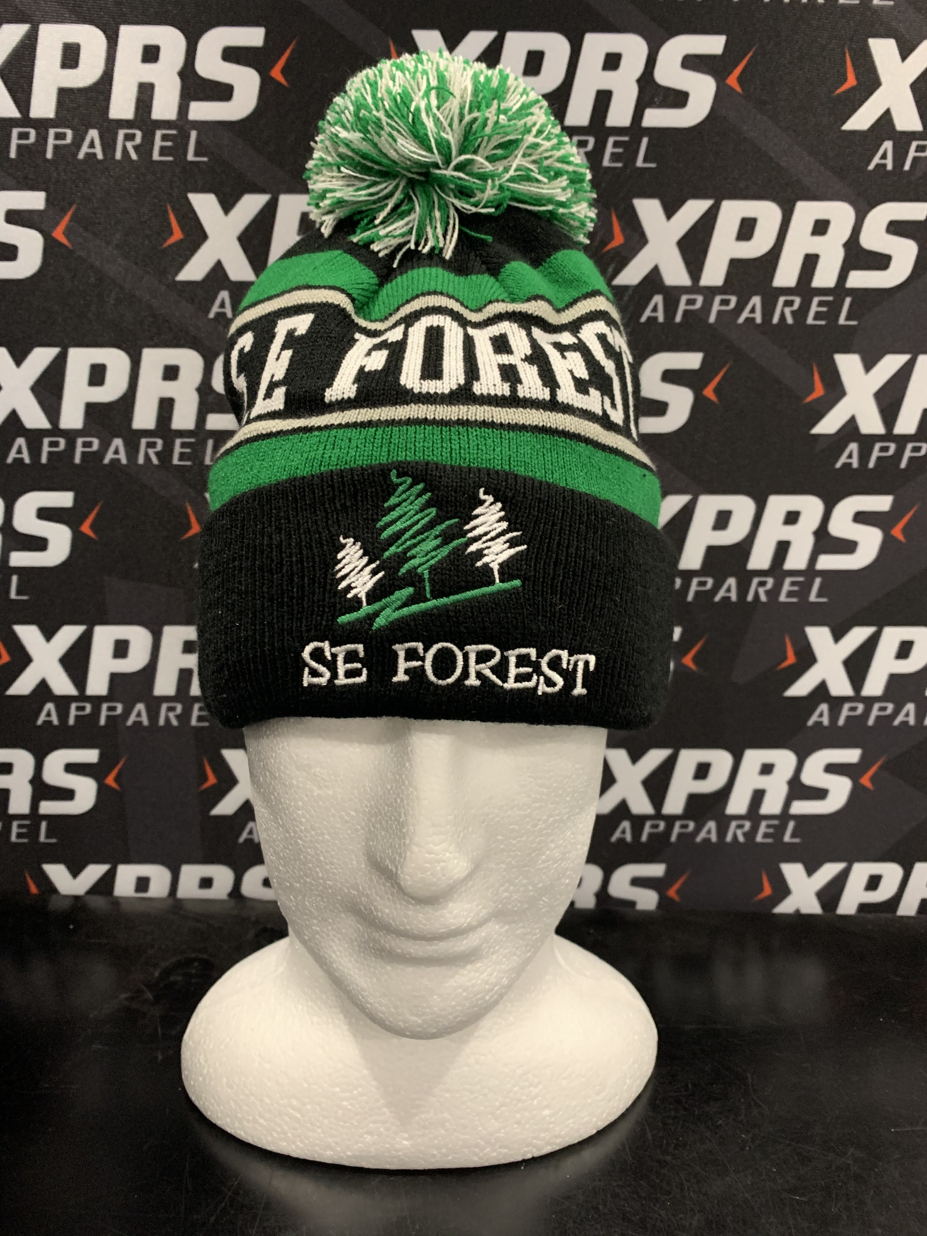 SE Forest Beanies