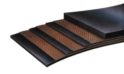 Fabric Ply Rubber Belt