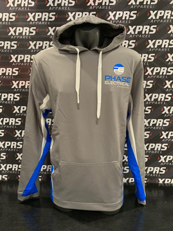 Phase Electrical Sublimated Hoody