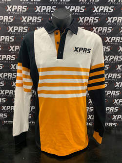 XPRS Apparel Rugby Jumper