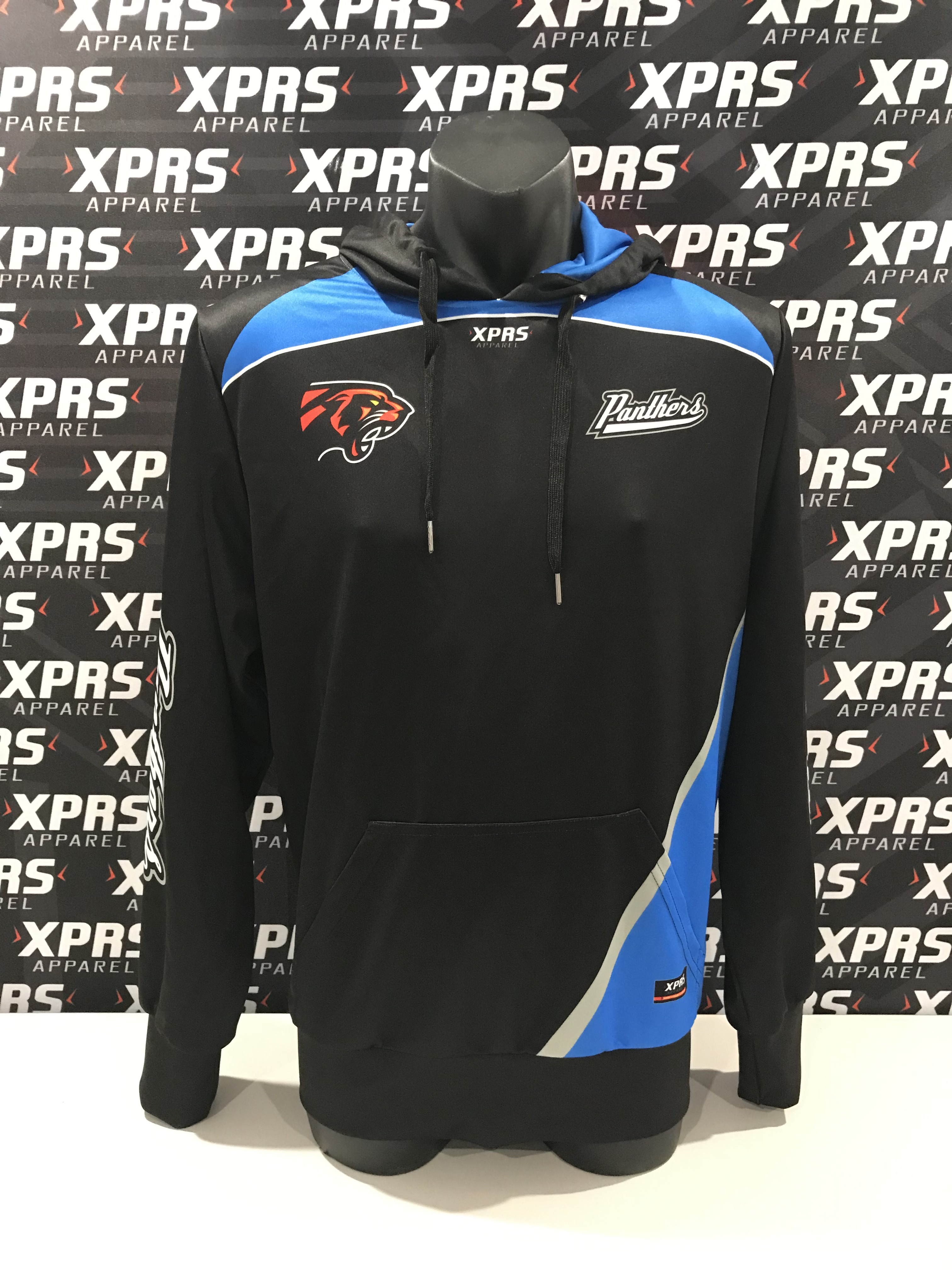 Panthers Touch Footy Hoodies