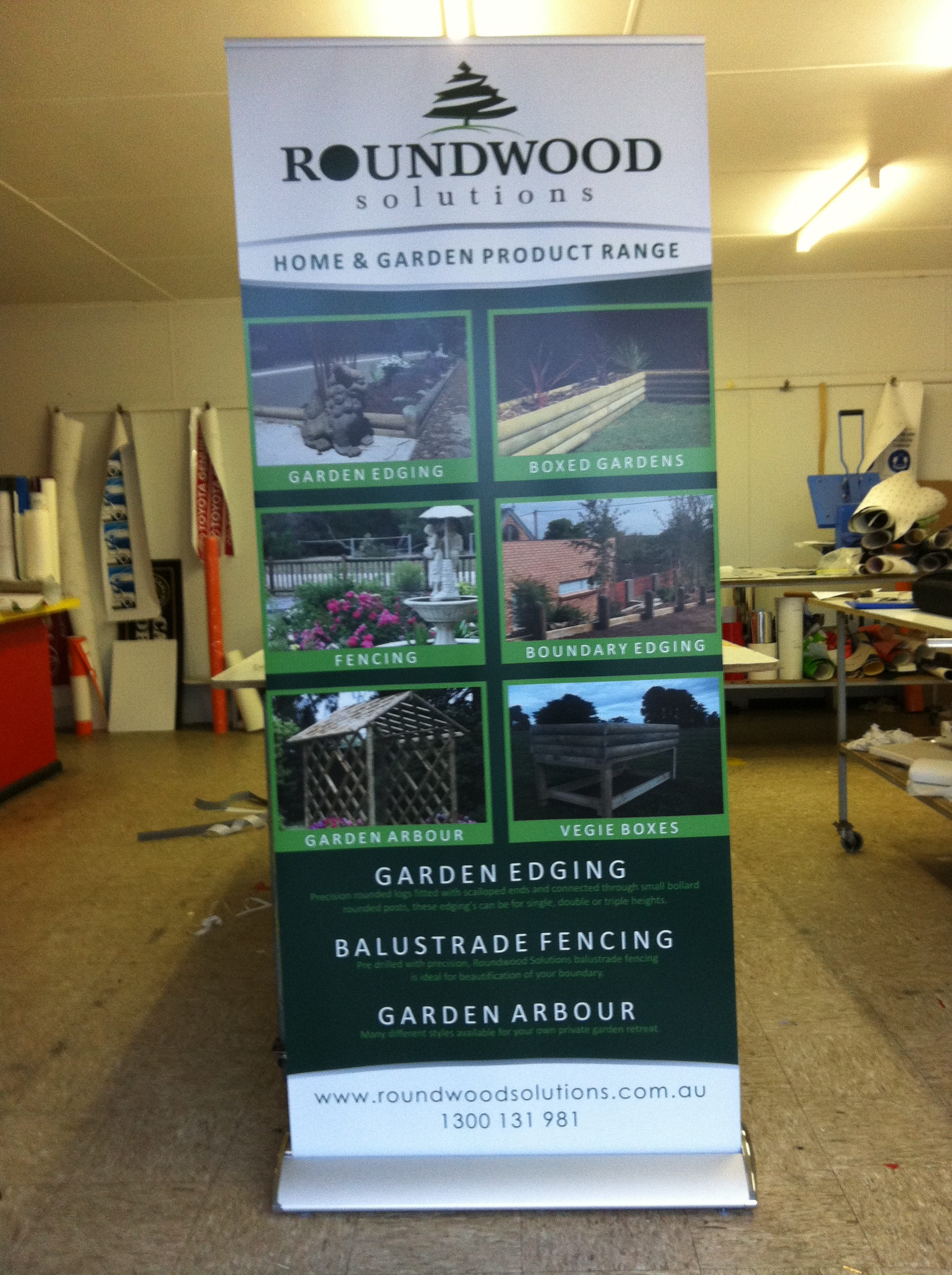 Roundwood Solutions Retractable