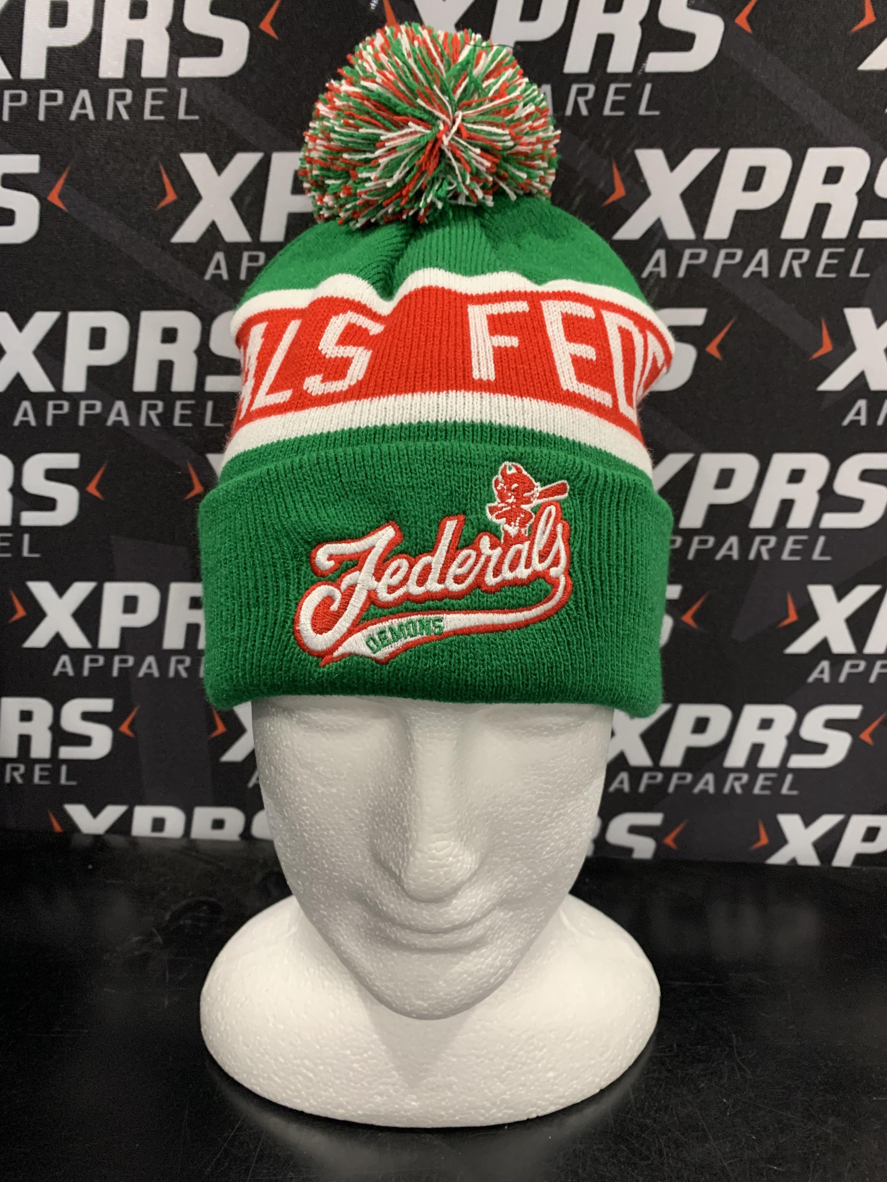 Federals Baseball Beanies