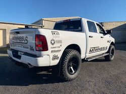 MT Wheels RAM