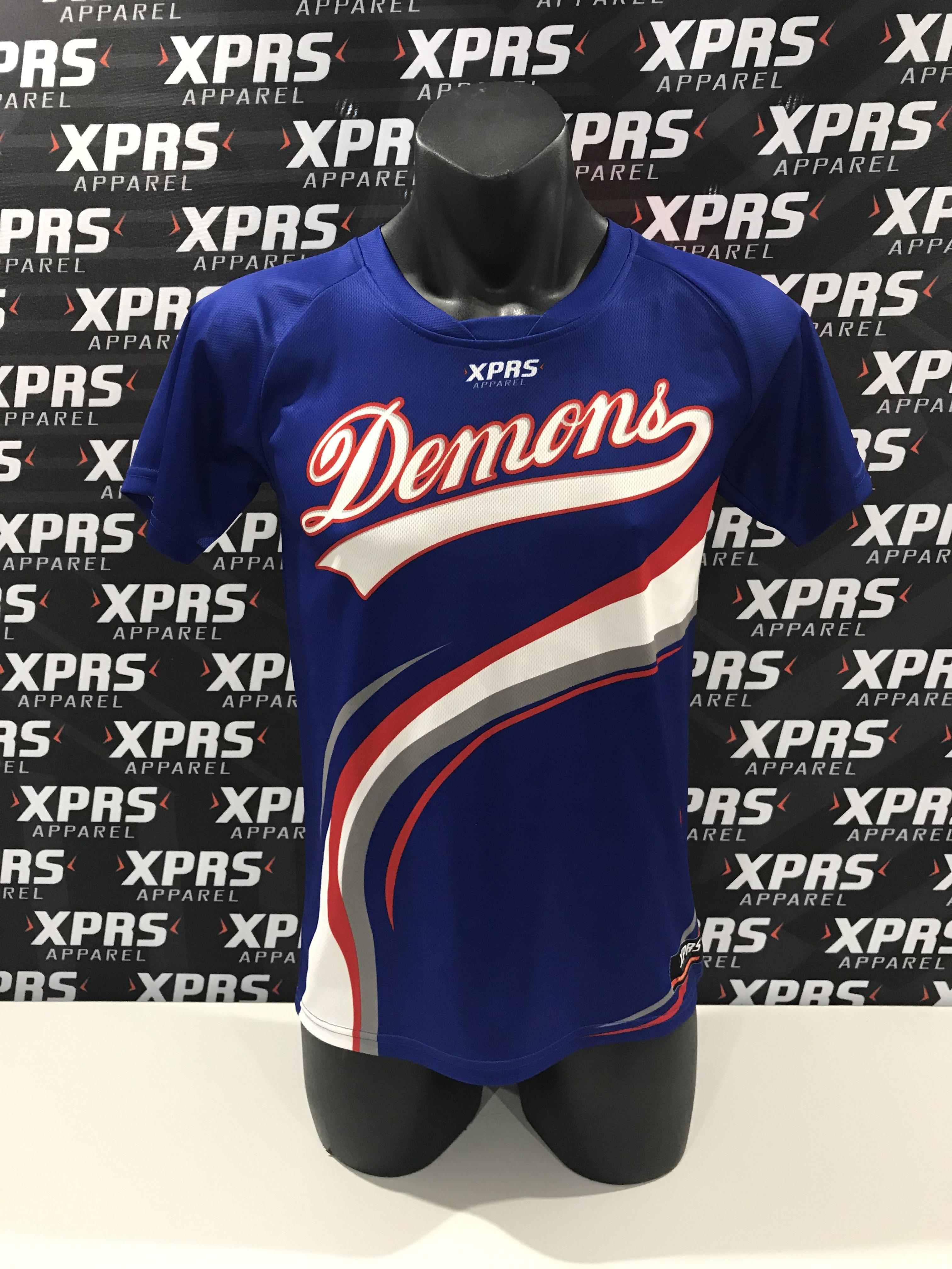 Demons Softball