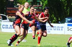 East Gambier Womens Football Guernsey's - Bo Creek