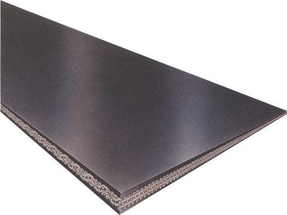 Solid Woven PVC Rubber Belt