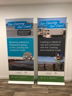 SE Natural Resources Retractable Banners