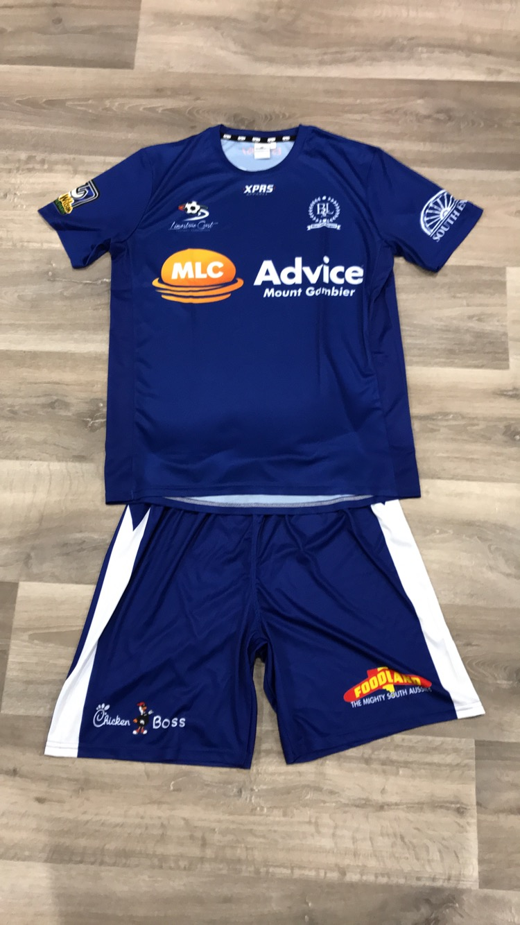 Blue Lake Soccer Club Uniform