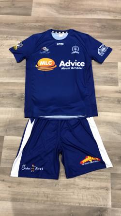 Blue Lake Soccer Club Uniform