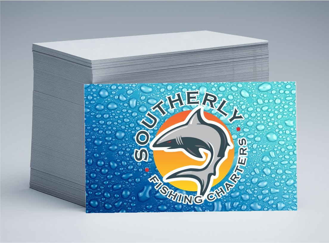 Southerly Fishing Business Cards