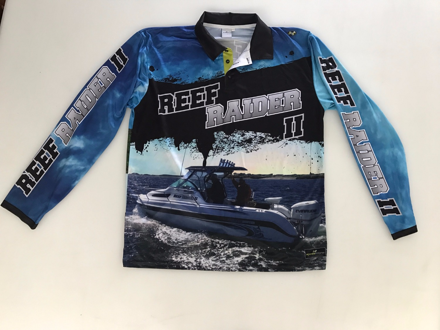 Reef Raider Long Sleeve Polo_edited