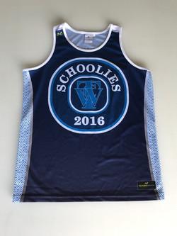 Tenison Woods Schoolies Singlet
