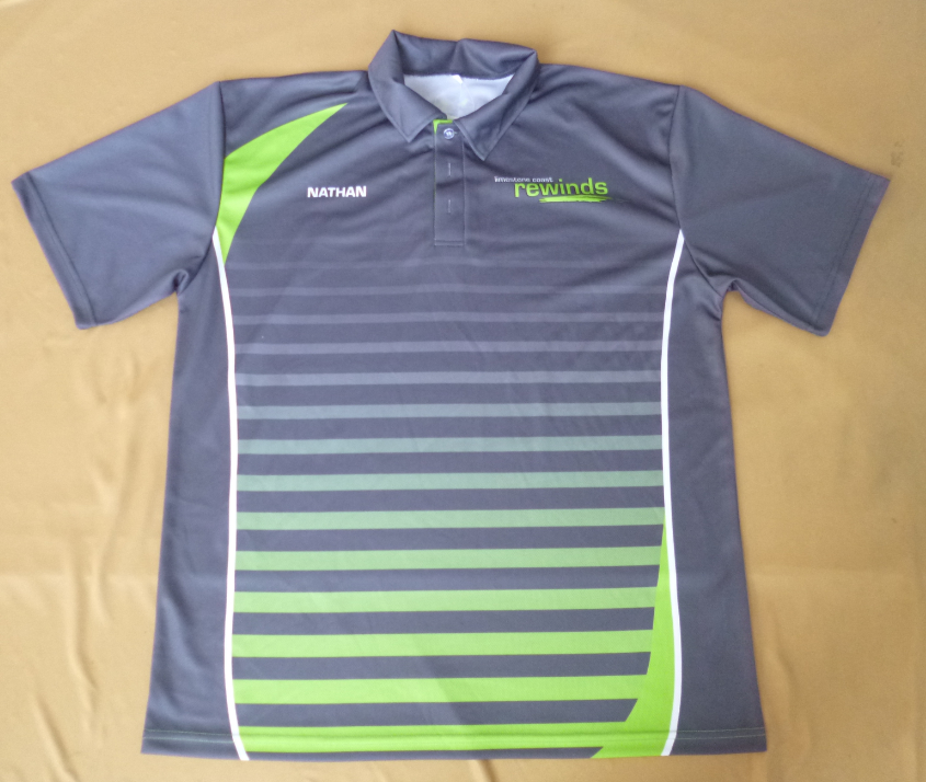 Limestone Coast Rewinds Polo Shirts