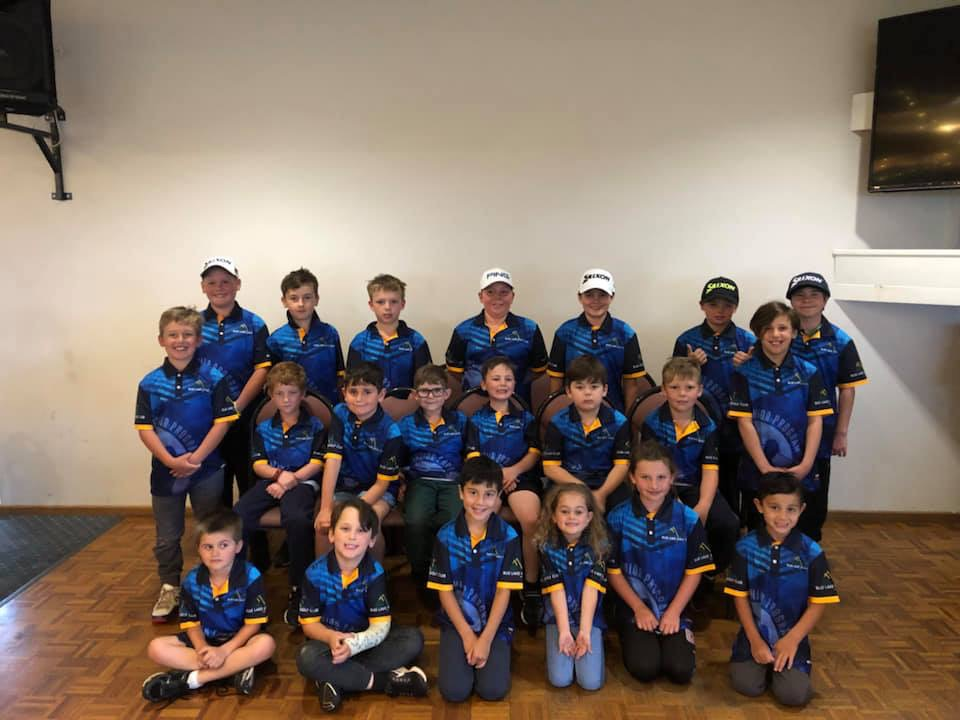 Blue Lake Golf Club Junior Polo's