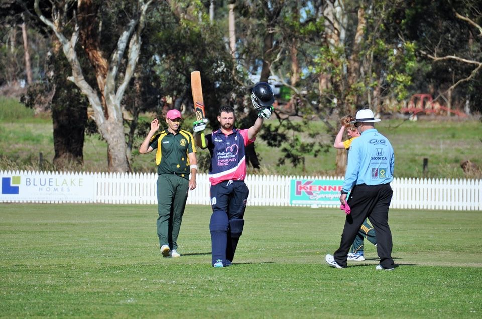 West Gambier Cricket Club Pink Day Kit