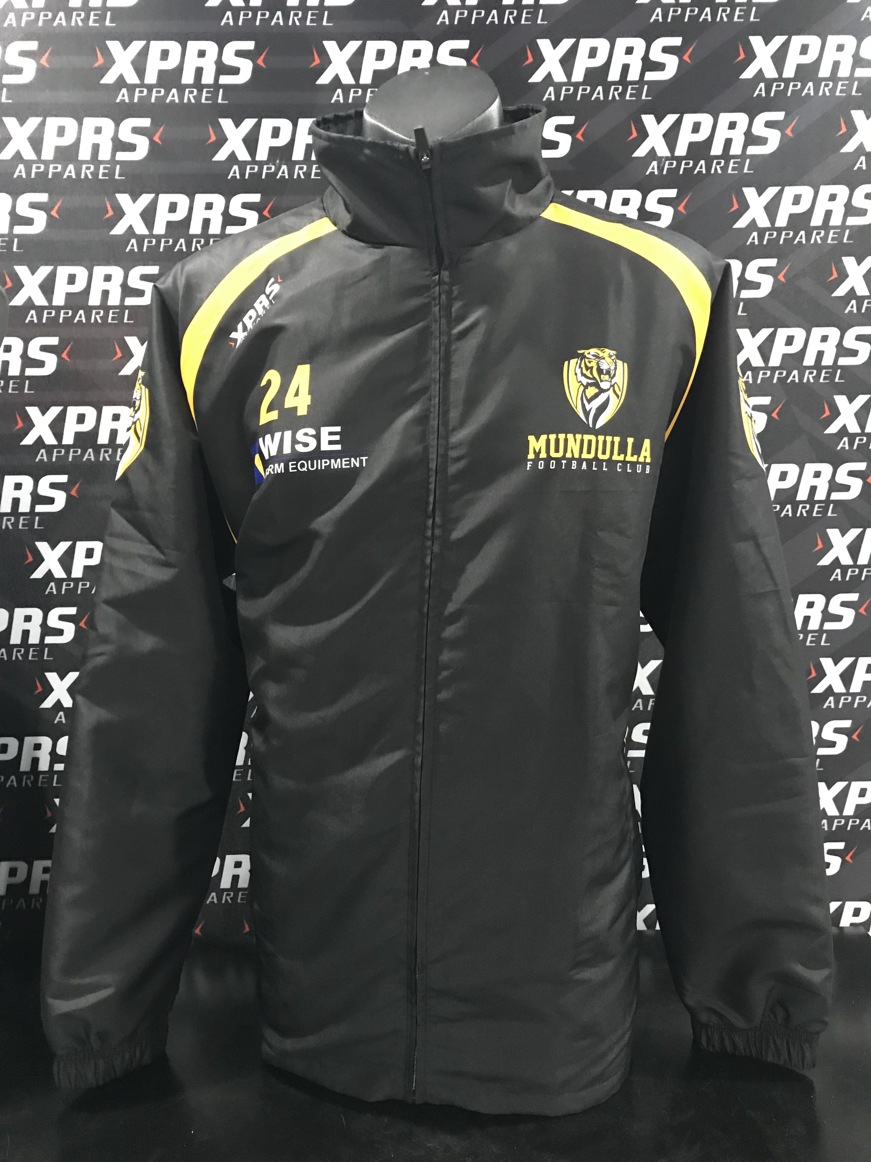 Mundulla FC Jackets