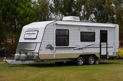 Aussie Custom Caravan