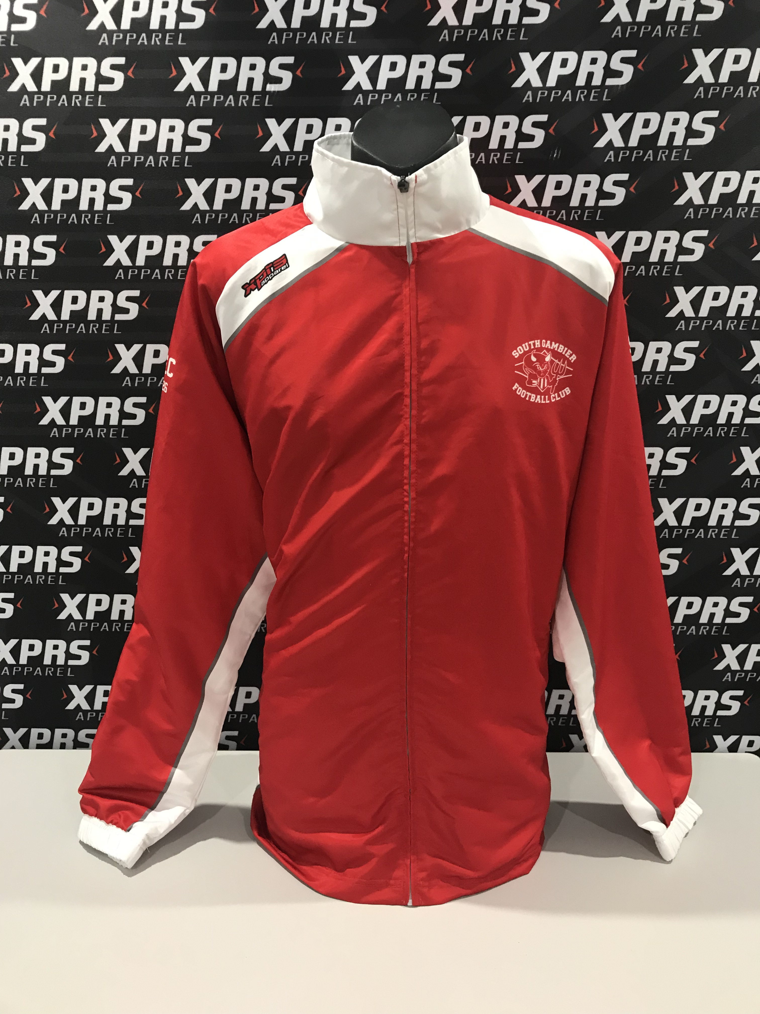 South Gambier FC Jackets