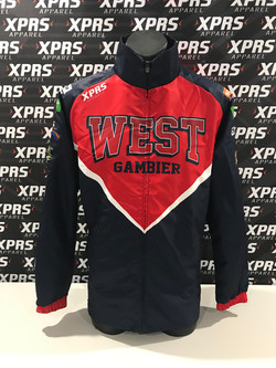 West Gambier FC Jackets