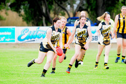 Kongorong Womens FC Game Day Guernsey's