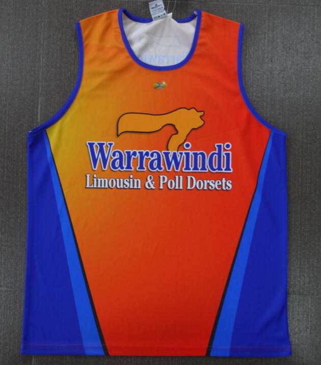 Warrawindi Singlets